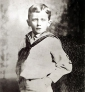 James Joyce enfant via Wikimedia Commons