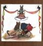 Illustration de couverture de la Petite Souris Pérez d'après George Howard Vyse