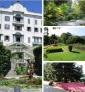 Jardins et villas autour du lac Majeur et du lac de Côme