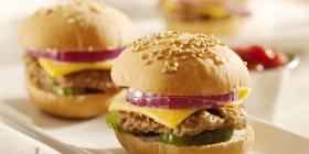 Hamburgers par L'atelier des Chefs de Londres