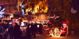 Marché de Noël de Valkenburg Hoofdfoto Kerstmarkt Gemeentegrot - Holland.com