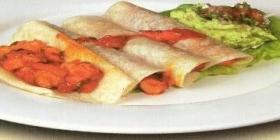 Tacos de camarón par Lorena Solalinde Ballesteros
