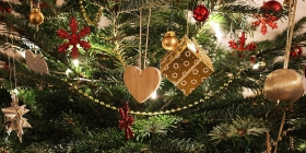 Le sapin de Noël