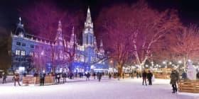 Vienna Christmas World on Rathausplatz par Stadt Wien Marketing