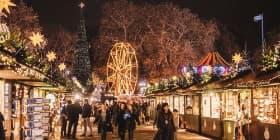 Le marché de Noël Winter Wonderland de Londres par Winter Wonderland
