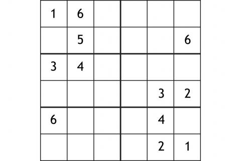 Sudoku ponts de Paris