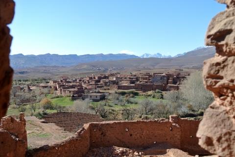La Kasbah de Télouet, palais du Glaoui