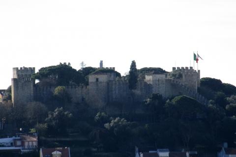 Castelho de Sao Jorge