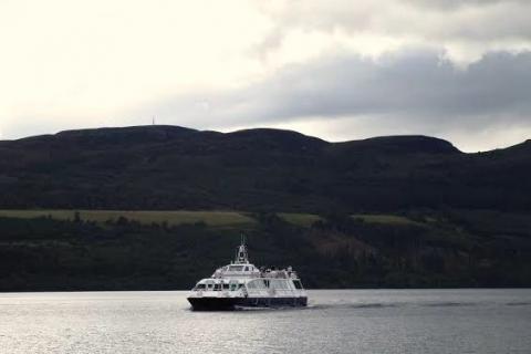 Le Loch Ness