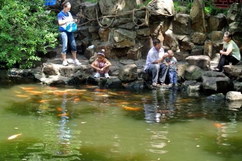 Jardin Liu à Shanghai