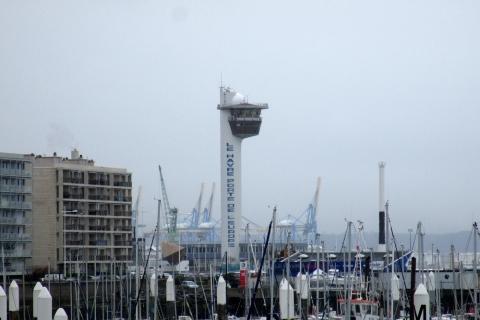 Le sémaphore du Havre