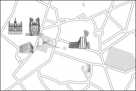 Bruxelles centre-ville