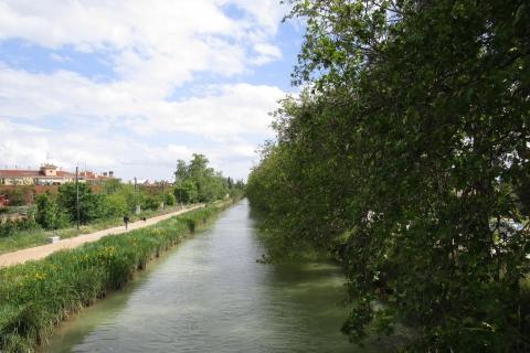 Le canal impérial d'Aragon