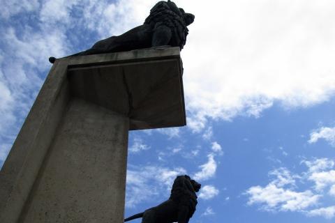 Les sculptures de Saragosse