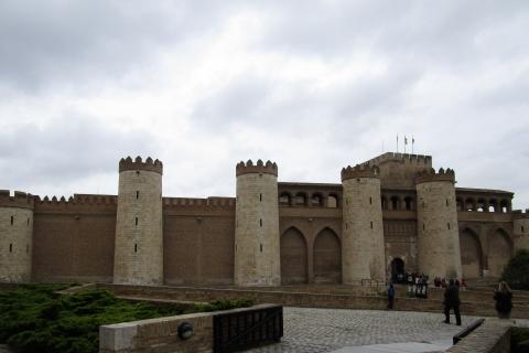La Aljaferia, le palais forteresse de Saragosse