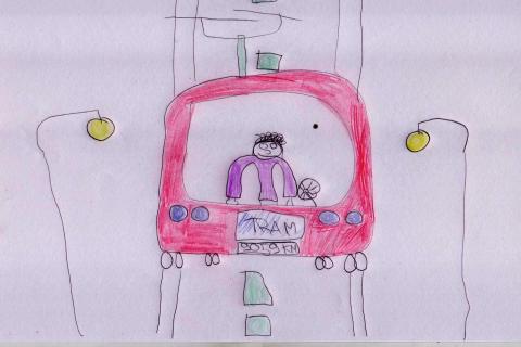 Le tramway de Saragosse