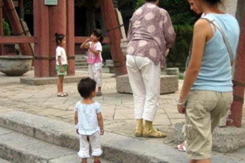 Enfants à Xi'an