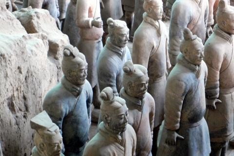 L'armée des soldats de Xi'an