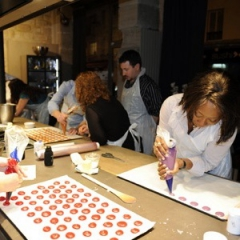 Atelier Macarons de Stéphane Dozier