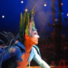 Cirque du Soleil, Varekai par whoALSE via Wikimedia Commons