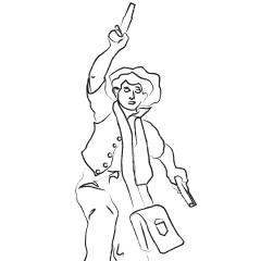 Gavroche, guide des enfants sur Paris