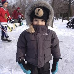 Jeaux d'hiver à Montréal par Fca