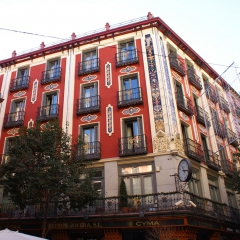 Se loger madrid en famille d couvrir madrid en famille for Residence hoteliere madrid