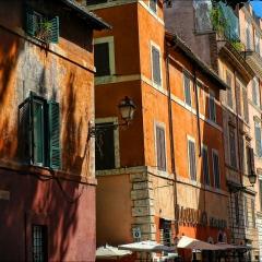 Maisons romaines par CGoulao via Flickr