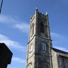 Le centre ville de Kilkenny
