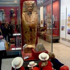 Kids au british Museum par wallyabroad via Flickr