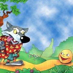 Kolobok et le Loup