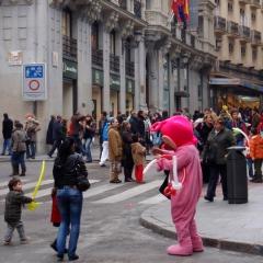 Rue de Madrid par Daquella Manera via flickr