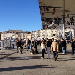 Vieux Port Marseille par AVO