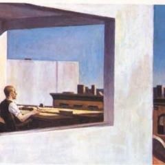 Edward Hopper via Wikimedia Commons