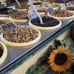 Marché d'Aix-en-Provence par Katy de web-provence.com