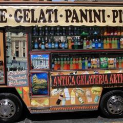 Gelati Panini par bortescristian via Flickr