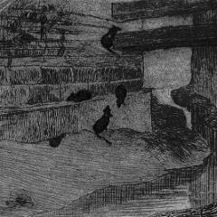 Les rats d'après une illustration de P.G Jeanniot via Pontauchange.com