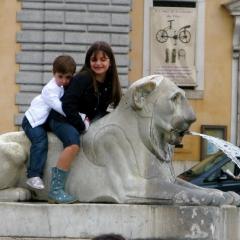Rome en famille par Ed Yourdon via Flickr
