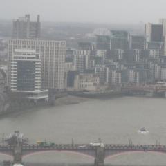 Vue de Londres par Salomé