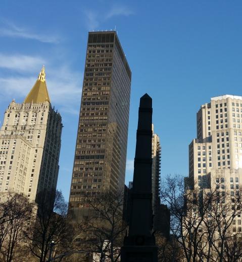 Building à NYC