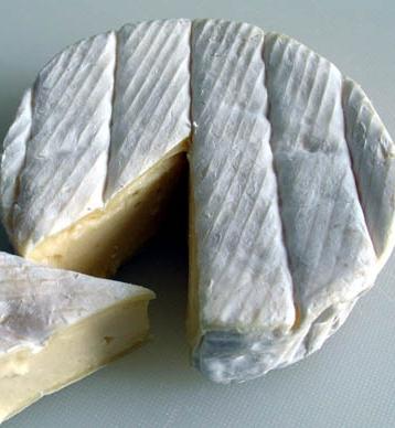 Camembert via Wikimedia Commons