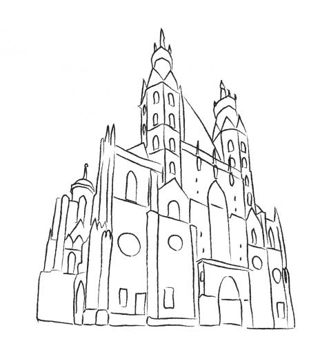 La cathédrale Stephansdom