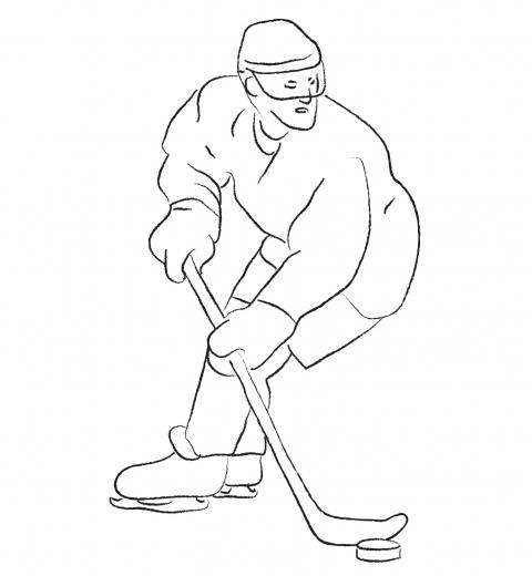 Le Hockeyeur