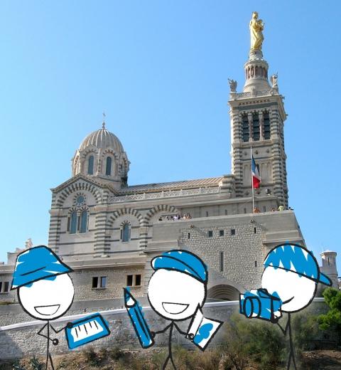 Découvrir Marseille en famille