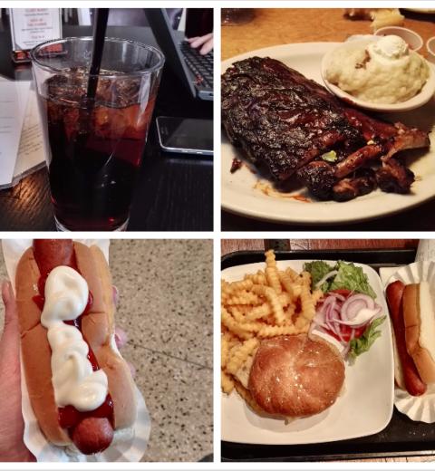 American food, an american way of life