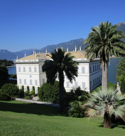 Villa Melzi, à Bellagio