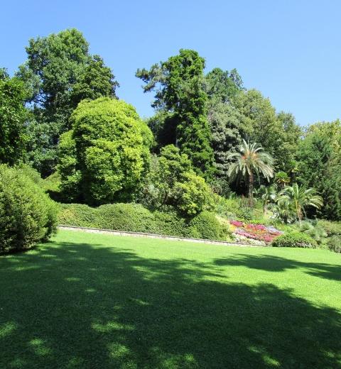 Jardin botanique Villa Carlotta