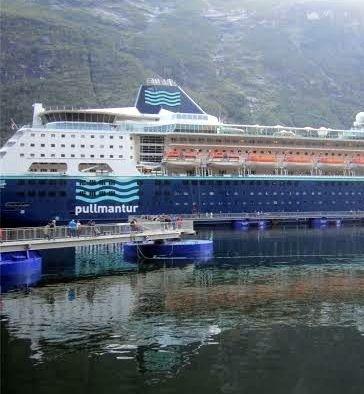 Croisière en Norvège en famille
