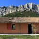 Maison de Sainte-Victoire par l'établissement