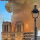 Incendie de Notre-Dame de Paris par Milliped CC BY-SA 4.0 via Wikimedia Commons